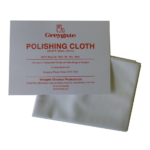 100% cotton cloth, Lint free,for use on transparent sheets and mouldings in perspex